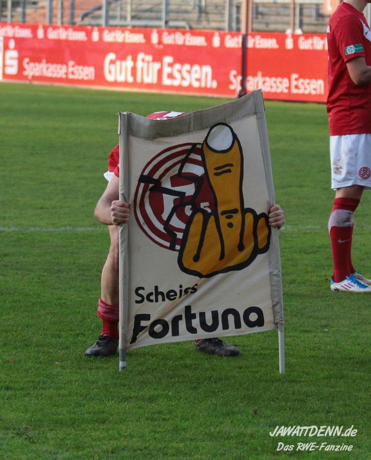 Das unfairste Team: Fortuna Düsseldorf II