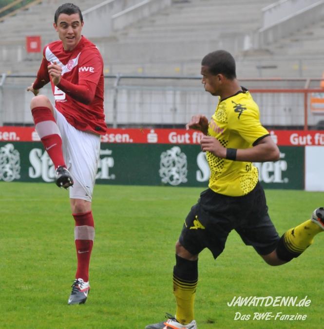 Machte den Unterschied aus - Dortmunds Terrence Boyd