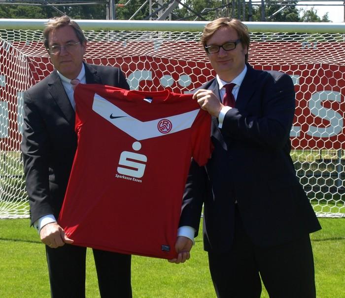 RWE-Trikot der Saison 2011/12