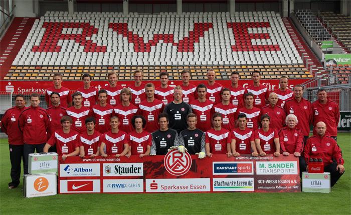 RWE-Kader Saison 2011/12