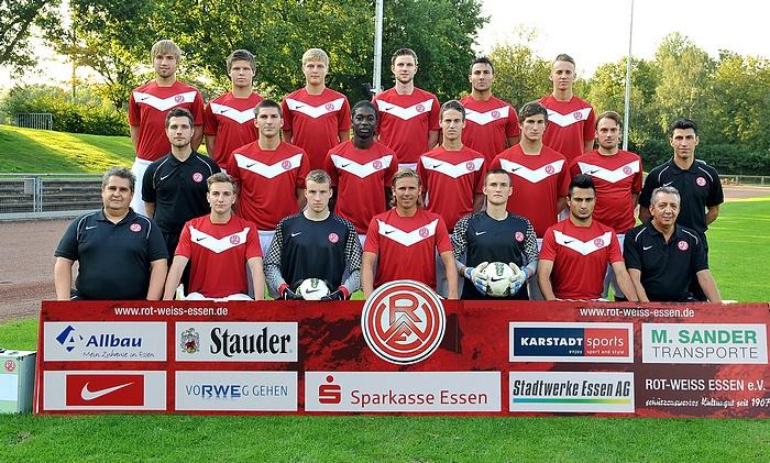 Kader Rot-Weiss Essen U23 Saison 2011/12
