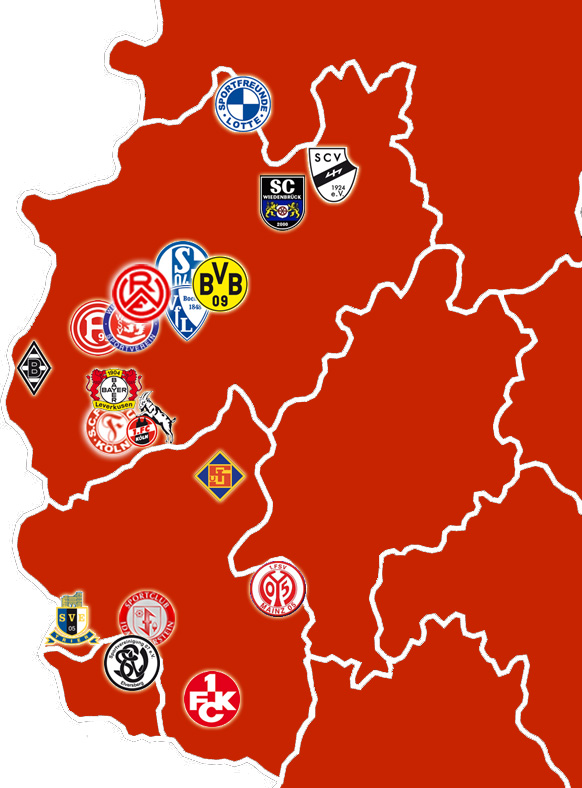 regional liga west