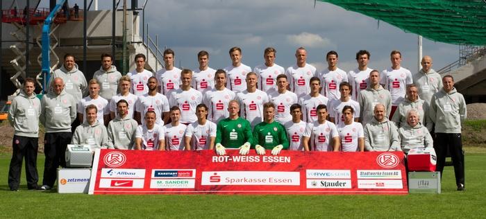 Rot-Weiss Essen Saison 2012/13