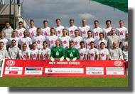 RWE-Mannschaft Saison 2012/13
