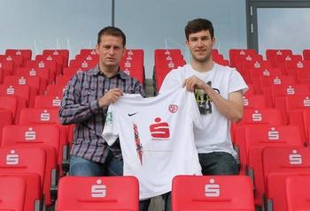 Christoph Sauter spielt ab kommender Saison für Rot-Weiss Essen