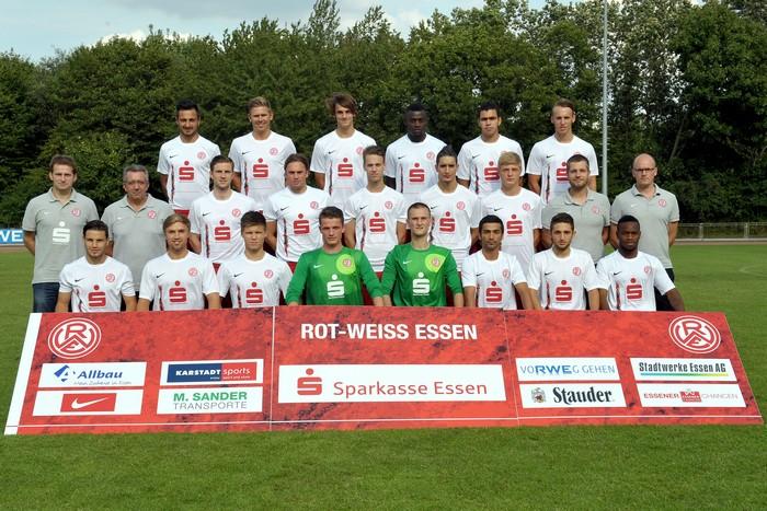 Rot-Weiss Essen U23 Saison 2012/2013
