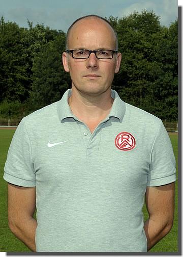 Trainer Holger Stemmann