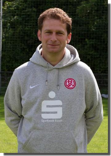 Teammanager Damian Jamro
