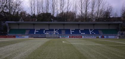 Neue Sitztribüne Kray-Arena