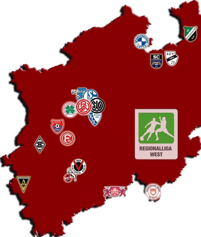 Regionalliga-West-Guide Saison 2014/15