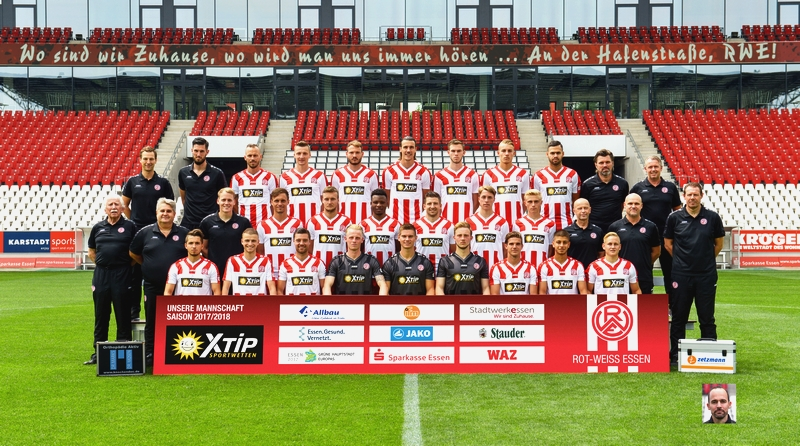 Rot-Weiss Essen Saison 2017/18