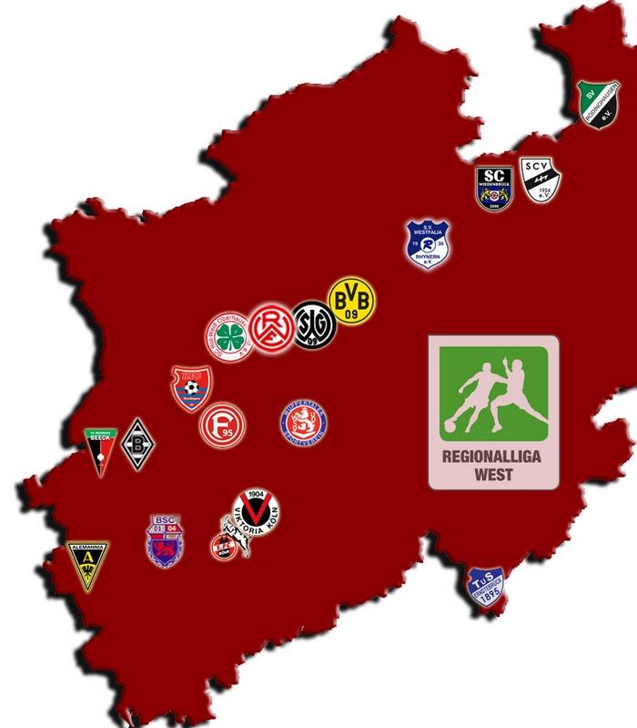 Fußball Regionalliga Ergebnisse
