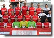 RWE-Mannschaft Saison 2014/15